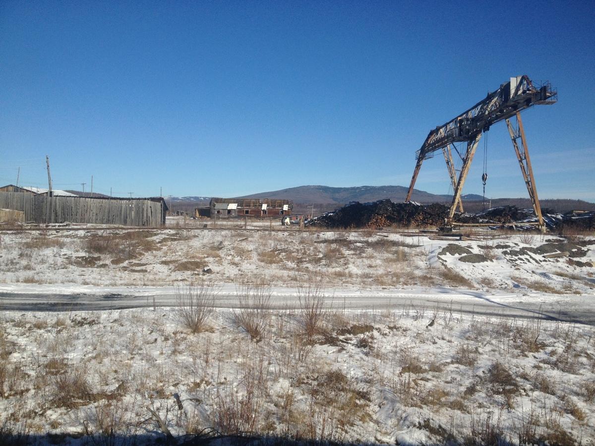 Siberia Abandoned Cargo