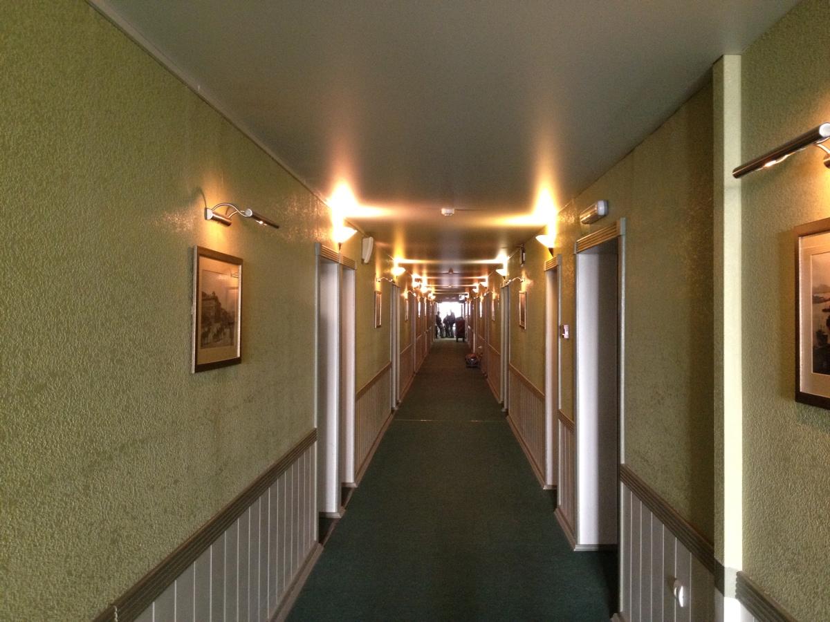 Azimut Hotel Vladivostok Corridor