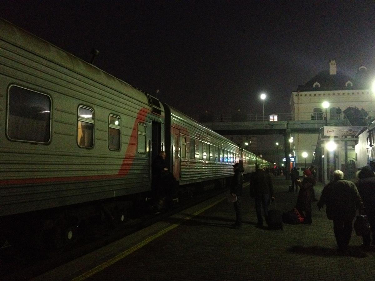 Ocean Express in Vladivostok